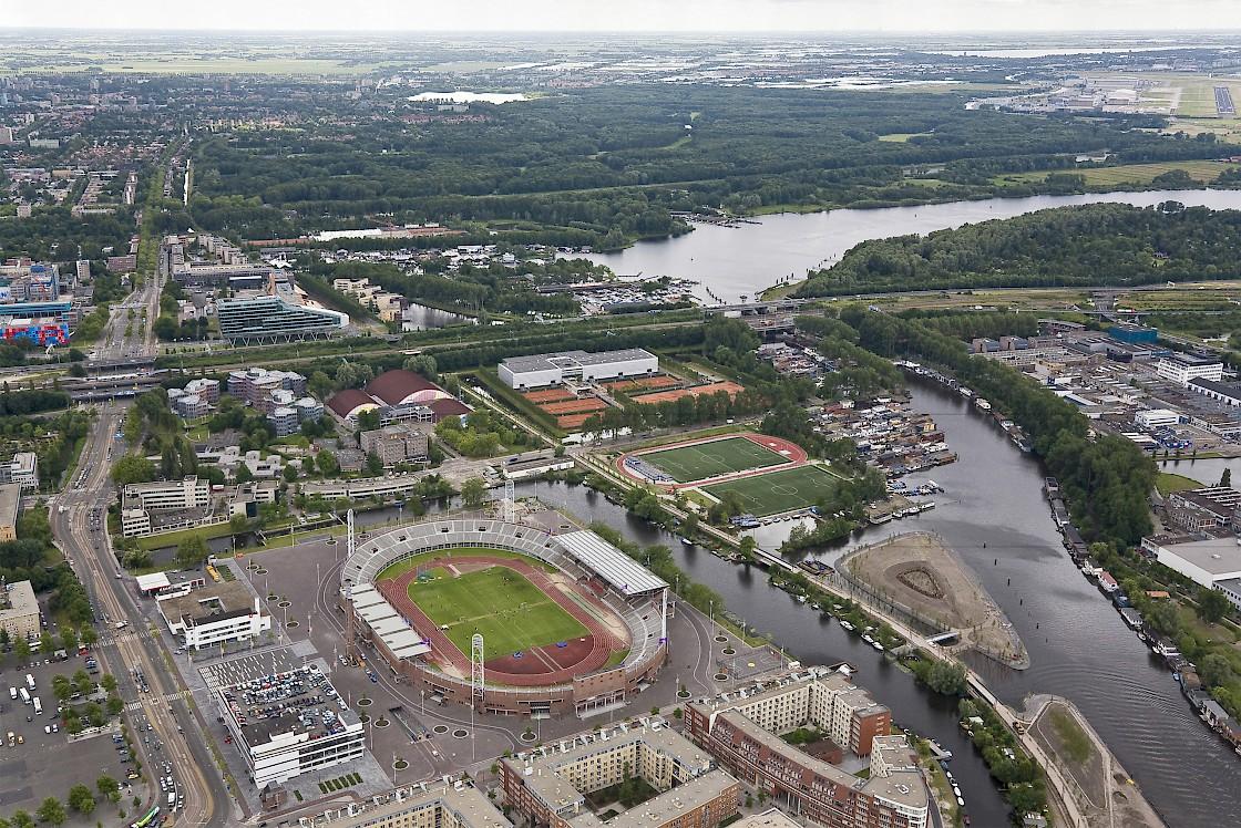 Image - BLAUW - SportAs | Amsterdamse Bos